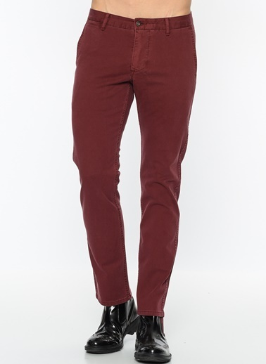 Dockers Pantolon | Slim Tapered Bordo